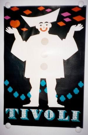 Tivoli, Danish Design & Posters