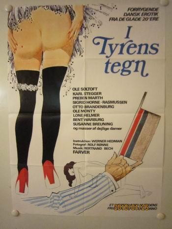 I TYRENS TEGN, Danish Design & Posters